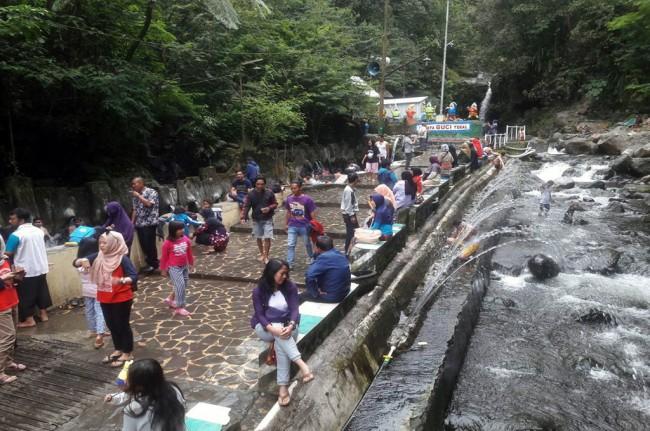Peristiwa Empat Taman Wisata Alam Dikembangkan Jadi Klaster Borobudur Sumber