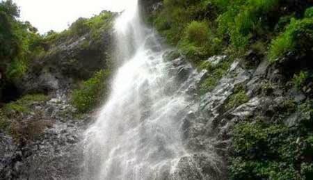 Tempat Wisata Rembang Purworejo Jateng Curug Silangit Taman Sumber Semen