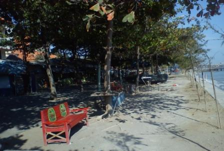 Obyek Wisata Taman Kartini Dampo Awang Beach Rembang Gambar Didalam