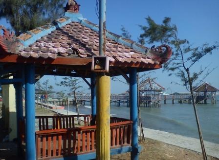 Obyek Wisata Taman Kartini Dampo Awang Beach Rembang Solusi Keluarga