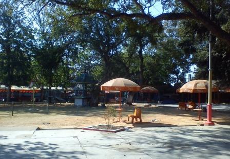Obyek Wisata Taman Kartini Dampo Awang Beach Rembang Tempat Bermain