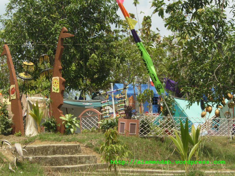 Taman Karangsari Media Rembang Bumi Perkemahan Salah Satu Terdapat Kabupaten