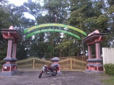 Wana Kartini Mantingan Jawa Tengah Indonesia Wisata Kab Rembang