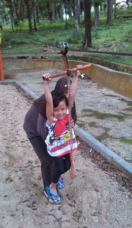 Wana Wisata Kartini Mantingan Rembang Bangkit Kab