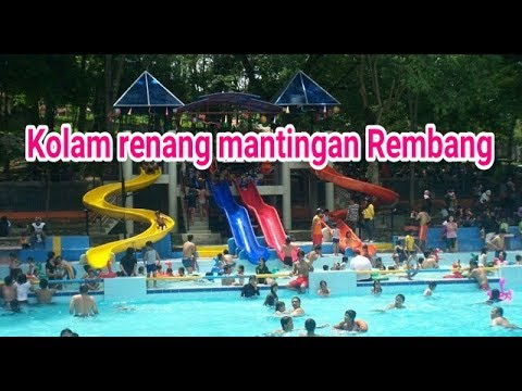 Wisata Kolam Renang Pemandian Kartini Mantingan Kota Rembang Wana Kab