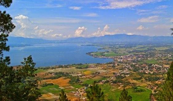 19 Objek Wisata Danau Toba Wajib Dikunjungi Indonesia Pantai Lumban