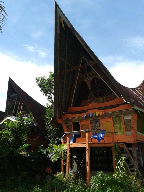 60 Homestay Dibangun Pulau Sibandang Taput Sipinsur Humbahas Sigapiton Tobasa