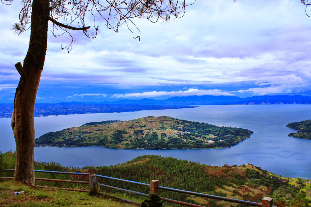 Beauty Danau Toba Mount Tourist Attractions Owned Natural Spot Sipinsur