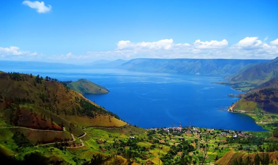 Danau Toba 7 Tempat Wisata Kawasan Keindahan Sipinsur Kab Samosir
