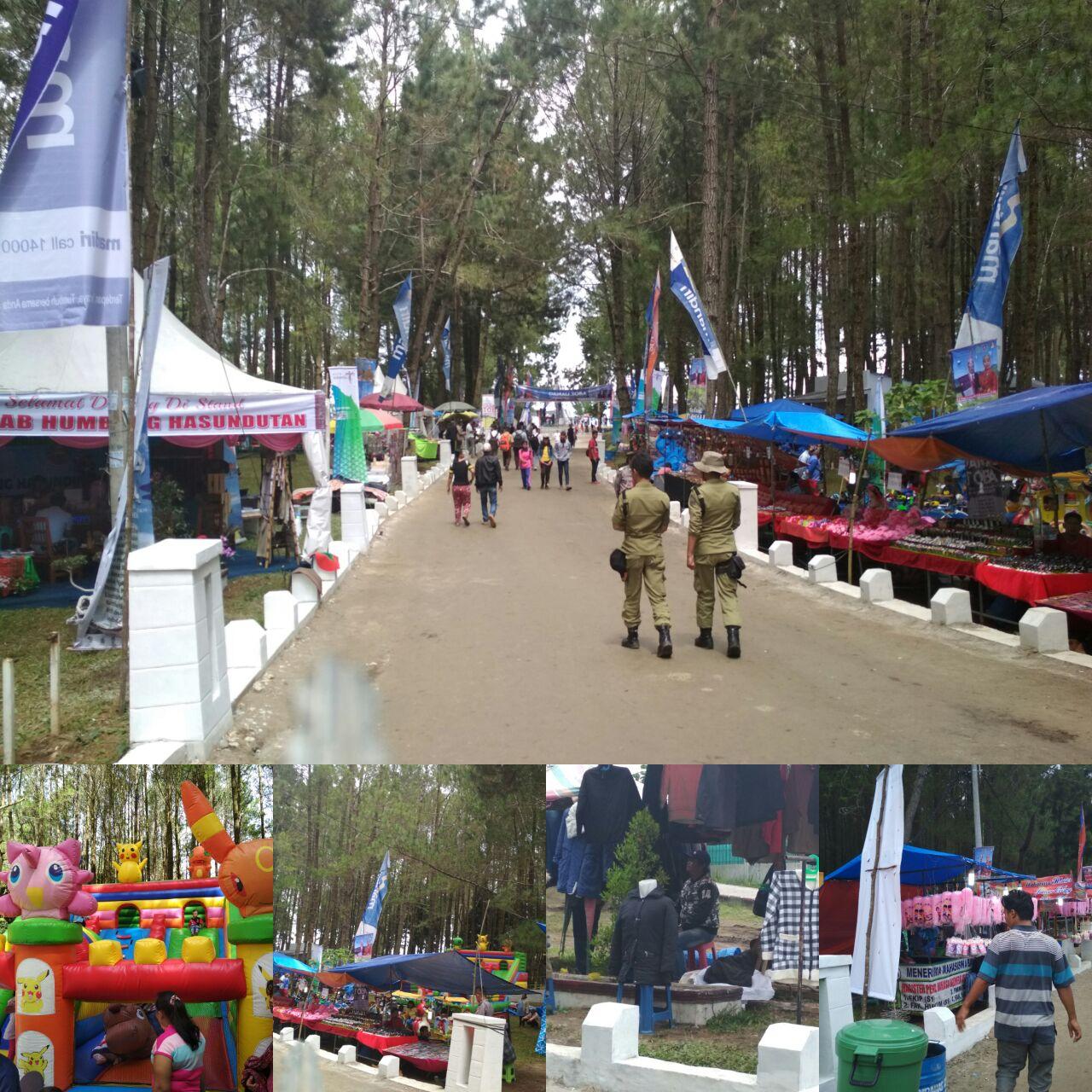 Festival Danau Toba 2017 Sipinsur Humbahas Dinilai Sebagian Serbi Pagelaran