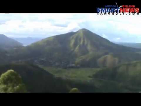 Indahnya Panorama Danau Toba Menara Pandang Tele Youtube Sipinsur Kab