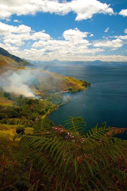 Lake Toba Ii Indonesia Lakes Sipinsur Kab Samosir