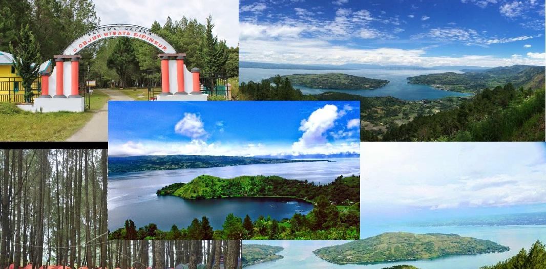 Objek Wisata Alam Taman Sipinsur Kabupaten Humbang Hasundutan Pengembangan Setiap