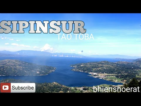 Sipinsur Lokasi Pandang Danau Toba Travelvlog Youtube Kab Samosir