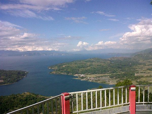 Taman Sipinsur Humbahas Pemandangan Tempat Selfie Terbaik Gallery Kab Samosir