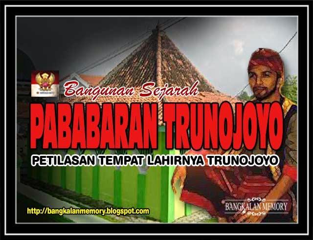 Bangkalan Memory Pababaran Trunojoyo Kabupaten Sampang Situs Sejarah Berada Lokasi