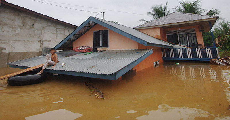 Kondisi Terkini Banjir Sampang Madura Okezone News Https Img Okeinfo