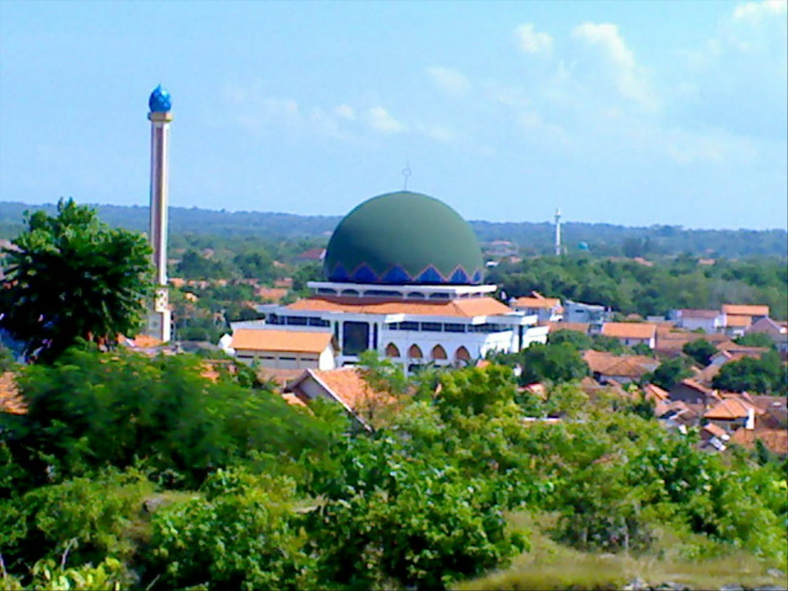 Masjid Agung Sampang Punya Kenal Nama Jamik Kebanggaan Warga Berada