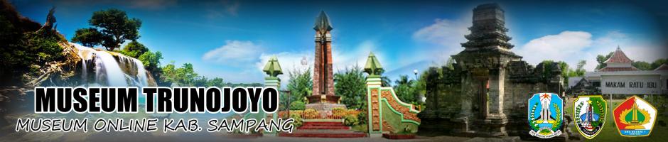 Museum Trunojoyo Online Kab Sampang Selamat Datang Monumen