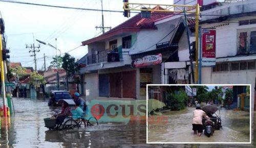 Teror Banjir Kembali Hantui Sampang Focus Madura Usai Diguyur Hujan