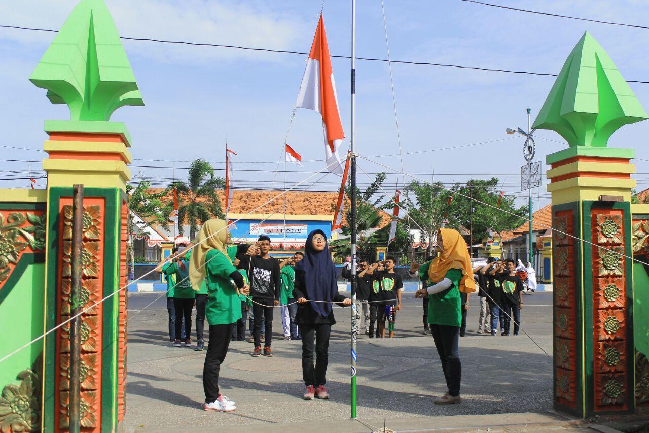 Trunojoyo Mania Peringati Hari Kemerdekaan Ri Bolamadura Monumen Sampang Kab