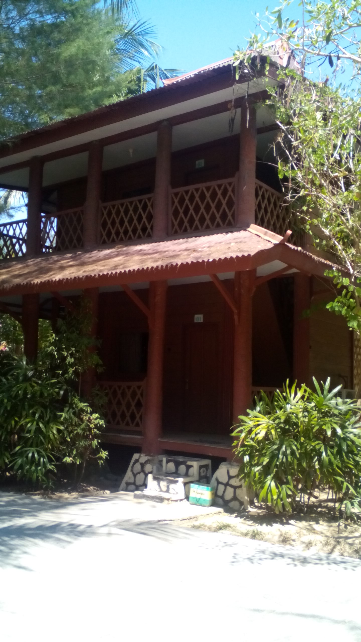 Nature Hotel Camplong Madura Pantai Wisata Resto Kab Sampang