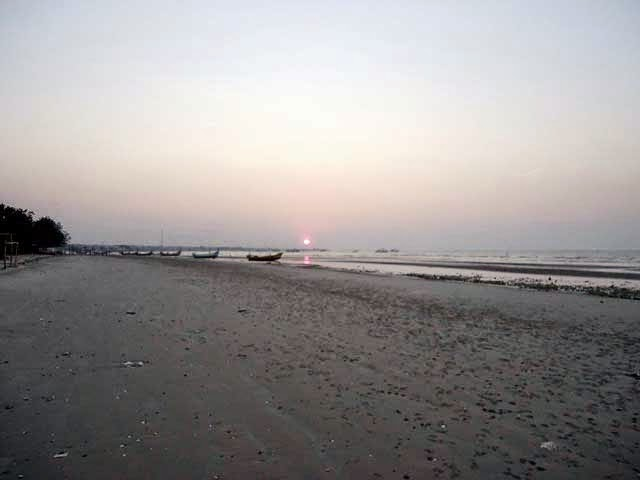 Pantai Camplong Sampang Madura Aslih Madureh Sore Hari Wisata Hotel
