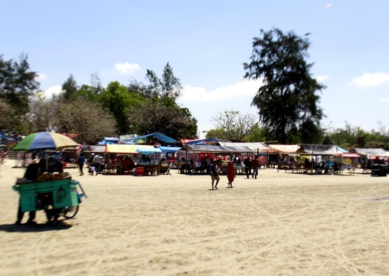 Pantai Camplong Wisata Hotel Resto Kab Sampang