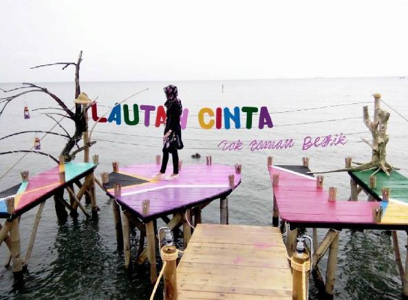 Wisata Andalan Pantai Camplong Sampang Madura Lokasi Hotel Resto Kab