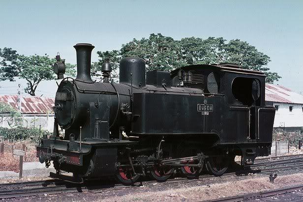 Alat Transportasi Kereta Api Madura Gambar 31 D1608kamal7oktober1971basilroberts Stasiun Kota