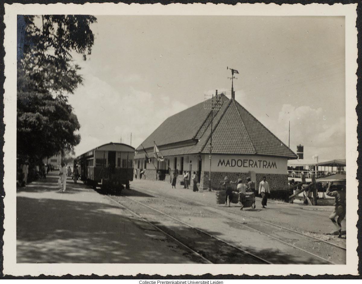 Blogku Sejarah Kereta Api Madura Beserta Album Foto Ka Tempo