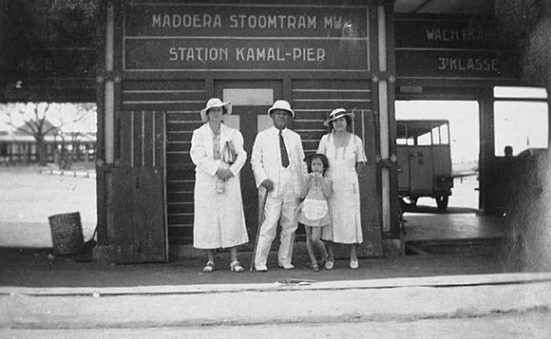 Jalur Kereta Pulau Madura Terlupakan Meski Nyaris Dihidupkan Stasiun Kamal