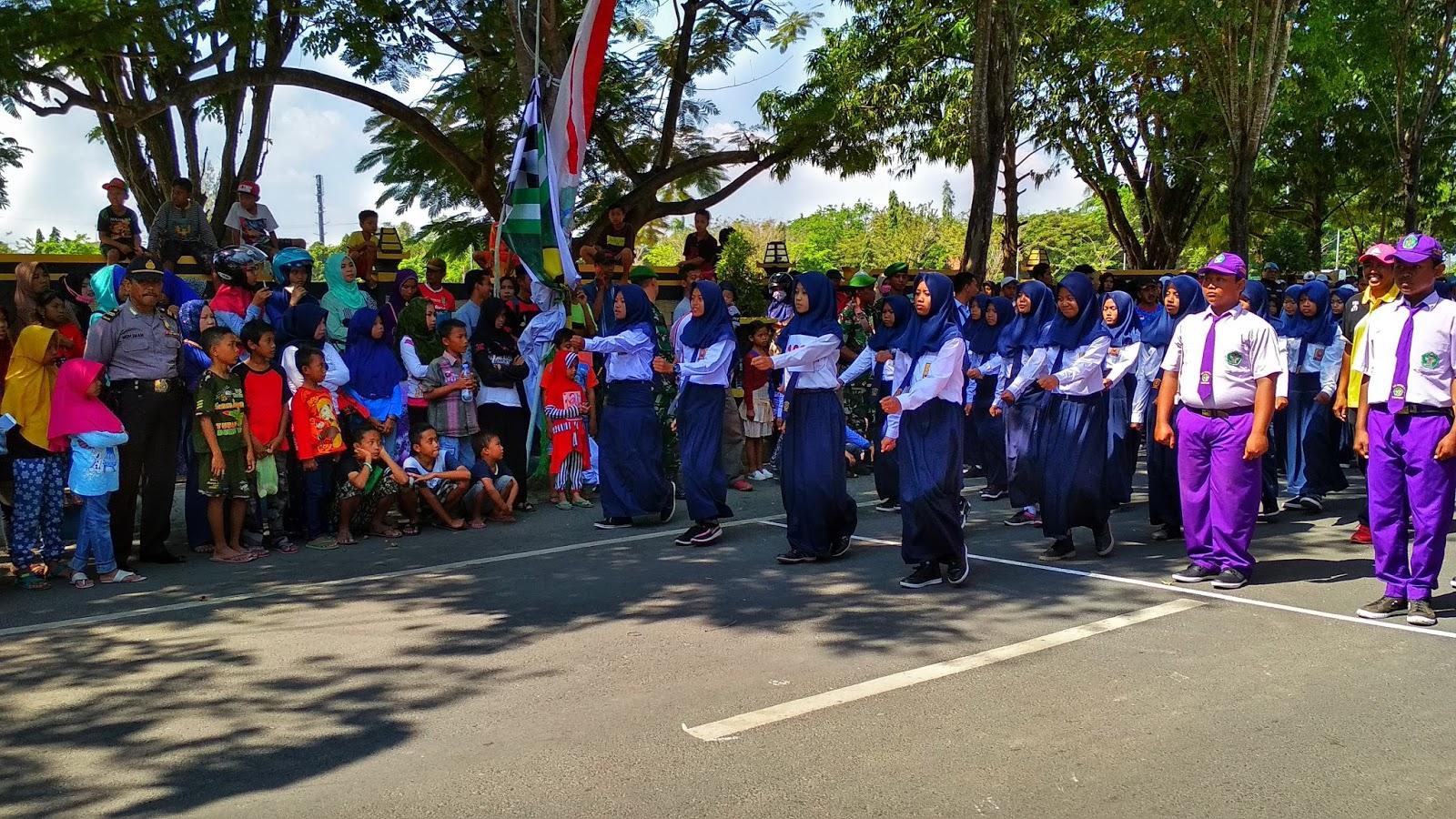 Jejak Aswary Agansya 2017 Penting Sekolah Berani Tampil Memeriahkan Ajang