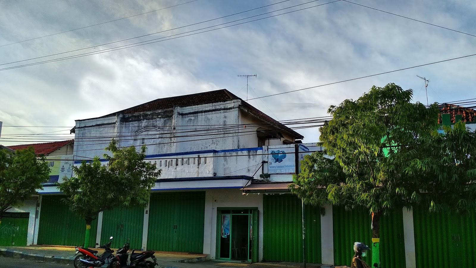 Jejak Aswary Agansya Eksplore Kota Kediaman Sampang Stasiun Kereta Api