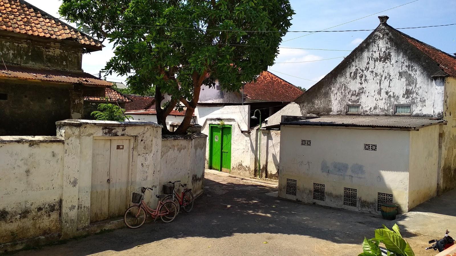 Jejak Aswary Agansya Eksplore Kota Kediaman Sampang Utara Masjid Agung
