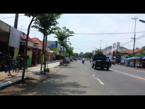 Kota Sampang Madura Youtube Stasiun Kereta Api Kab