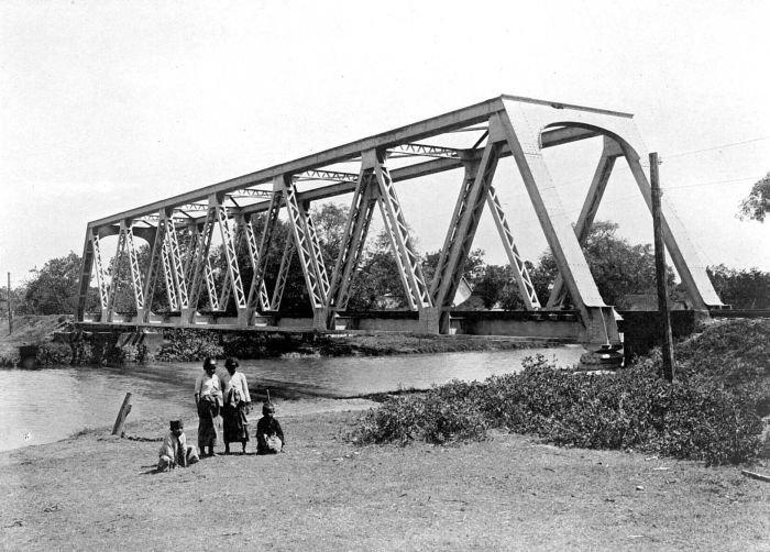 Madoera Tempo Dulu Lawas Kaskus Jembatan Kab Sampang Stasiun Kereta