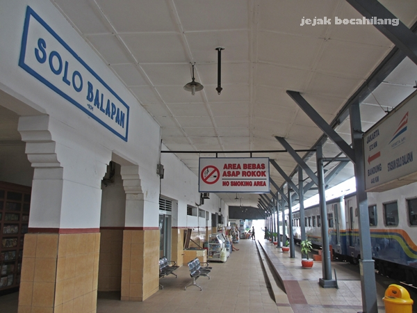 Mengenal 4 Stasiun Kereta Api Kota Solo Jejak Bocahilang Balapan