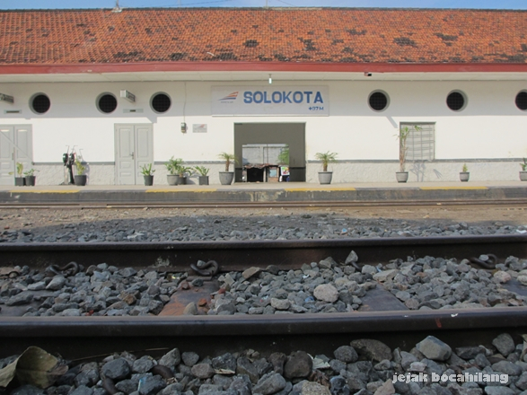Mengenal 4 Stasiun Kereta Api Kota Solo Jejak Bocahilang Sampang