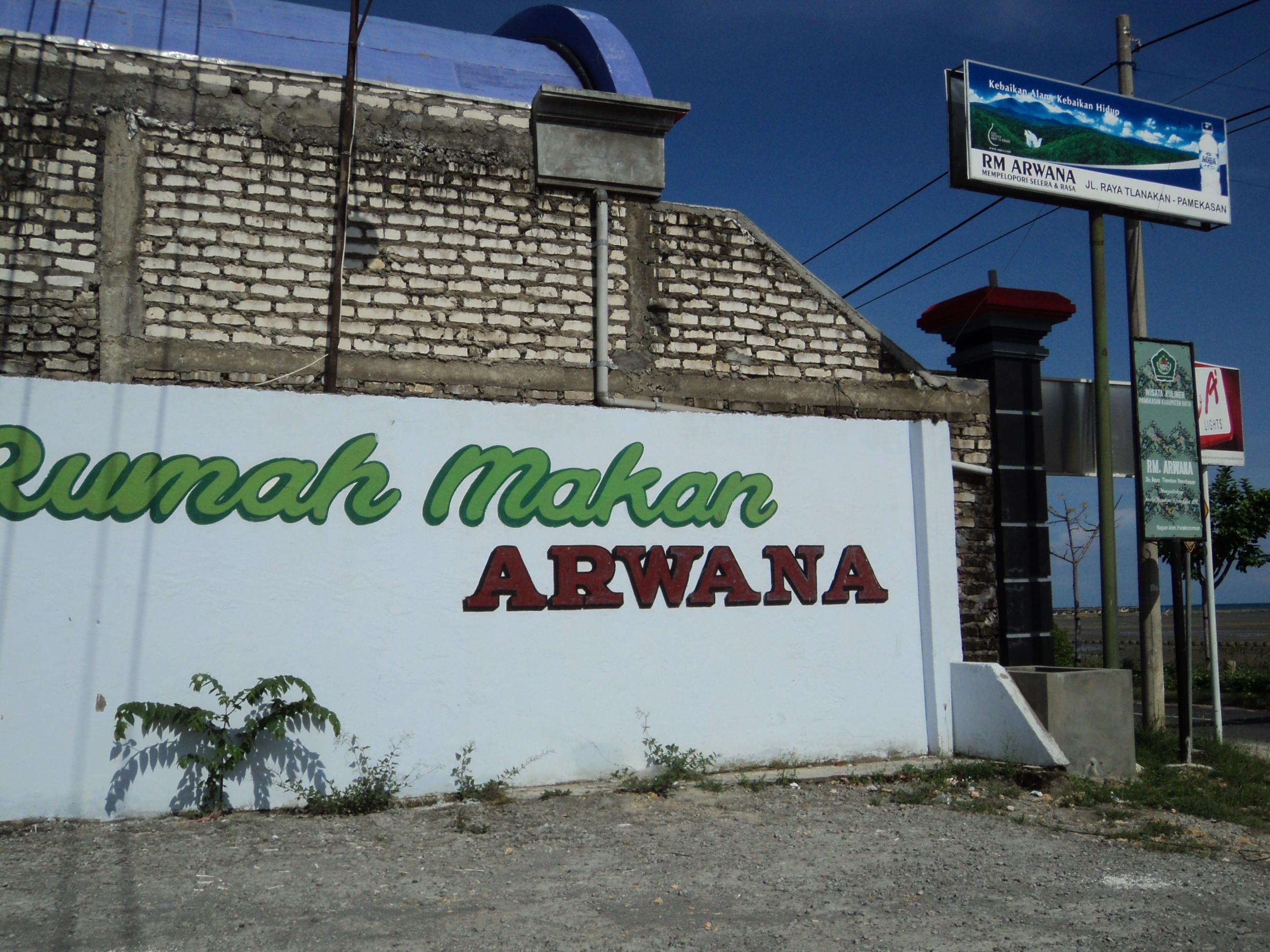 Mengenal Pulau Madura Wisata Kuliner Ramuan Rm Arwana Citra Stasiun