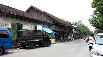 Menyusuri Stasiun Jalur Jembatan Kereta Api Kwanyar Sampang Madura Sepeda