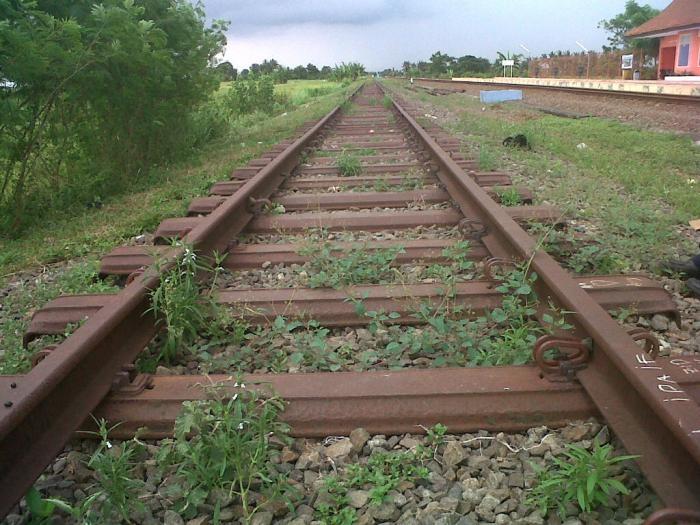 Pengaktifan Rel Kereta Api Purwokerto Wonosobo Pabrik Gula Kuno Kalog