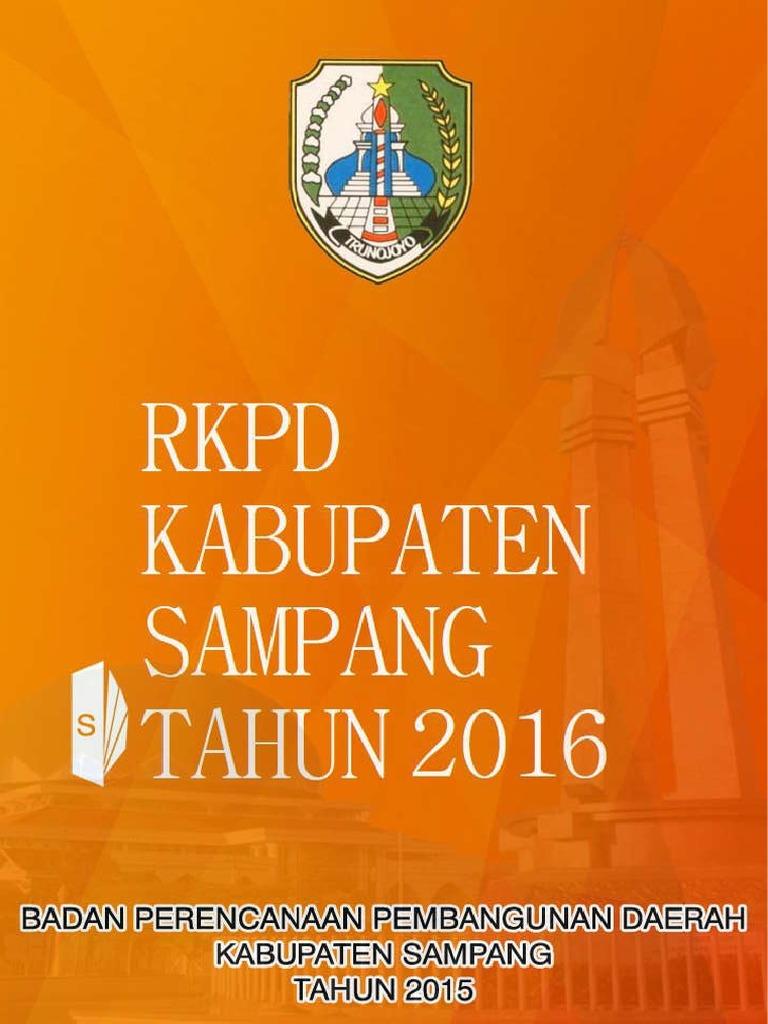 Rkpd Kabupaten Sampang 2016 Stasiun Kereta Api Kota Kab