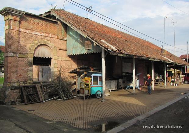 Stasiun Parakan Belakang Jejak Bocahilang Temanggung Kereta Api Kota Sampang