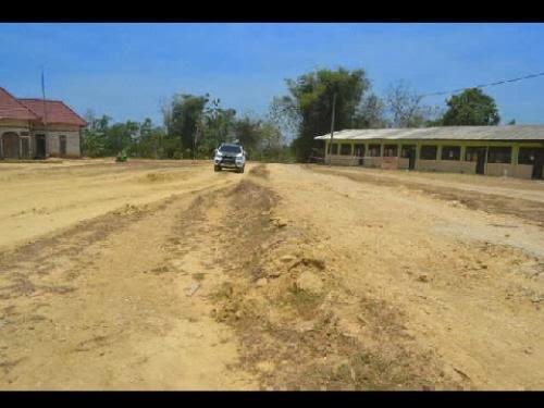 Desember 2013 Desa Ombul Sampang Jawa Timur Lantaran Tak Perbaikan