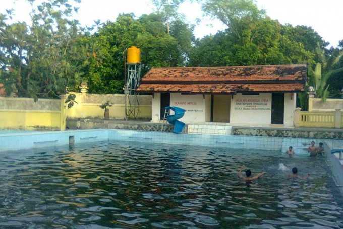Lovely City Sampang Wisata Kolam Renang Sumber Oto Otok Sumur