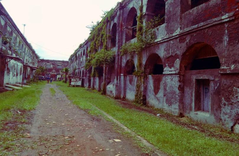 39 Tempat Destinasi Wisata Semarang Hits Dikunjungi Instagramable Benteng Pendem