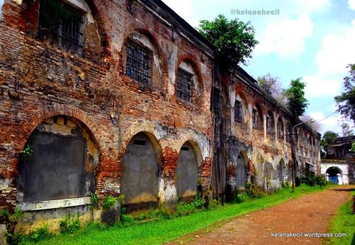 Benteng Pendem Ambarawa Apakah Disana Cakrawala Sebagai Bangunan Bersejarah Seharusnya