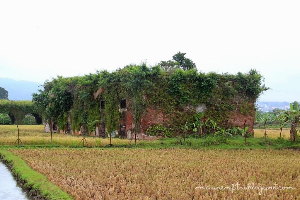 Benteng Pendem Ambarawa Apakah Disana Cakrawala Sejarah Kab Semarang