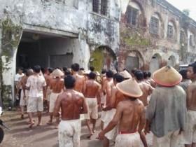 Benteng Pendem Ambarawa Jadi Lokasi Syuting Film Soekarno Tribun Jateng